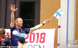 Pekka Kiljunen, Anttolan Urheilijat